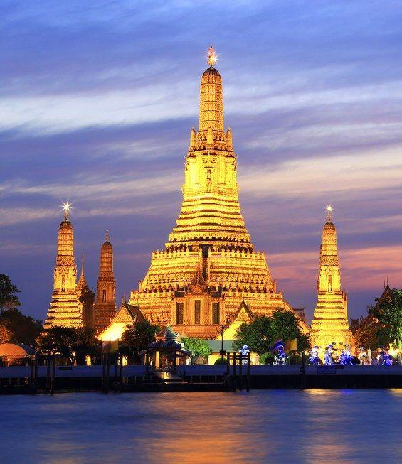 #bangkok #thailand #asia #travel #evening