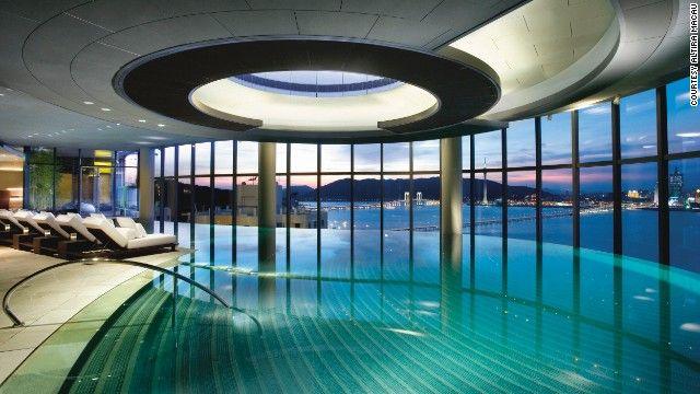 8 Of The Best Indoor Hotel Pools Around The World Amazing