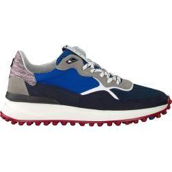 Floris Van Bommel Sneaker Low 16301 Blau Herren Floris van Bommel