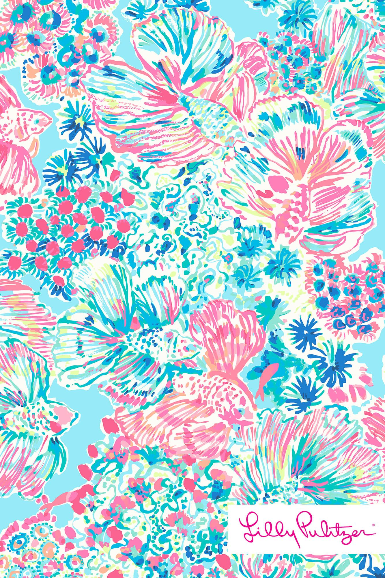 Pin By Nikki George On Lilly Lilly Pulitzer Iphone Wallpaper Lily Pulitzer Wallpaper Pretty Wallpapers