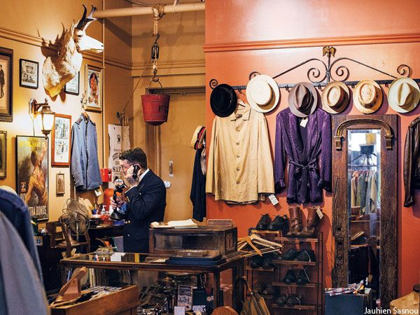 The Best Vintage Clothing Stores In Philadelphia Shoppist Home Decor Store Vintage Clothing Stores Store Design Interior