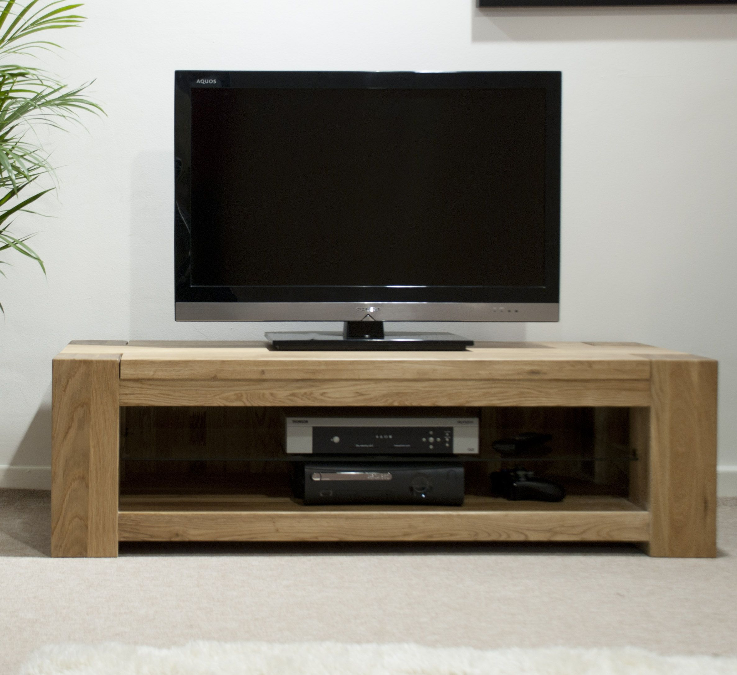 Trend Lifestyle Oak Plasma Unit Product Description Trend Standard  # Meuble Tv Zeus