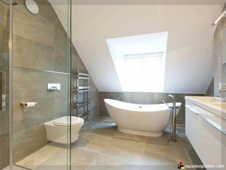 Doch Was Kann Man Tun Wenn Das Badezimmer Eine Dachschrage Aufweist Badezimmer Dachschrage Badezimmer Badezimmer Dachgeschoss