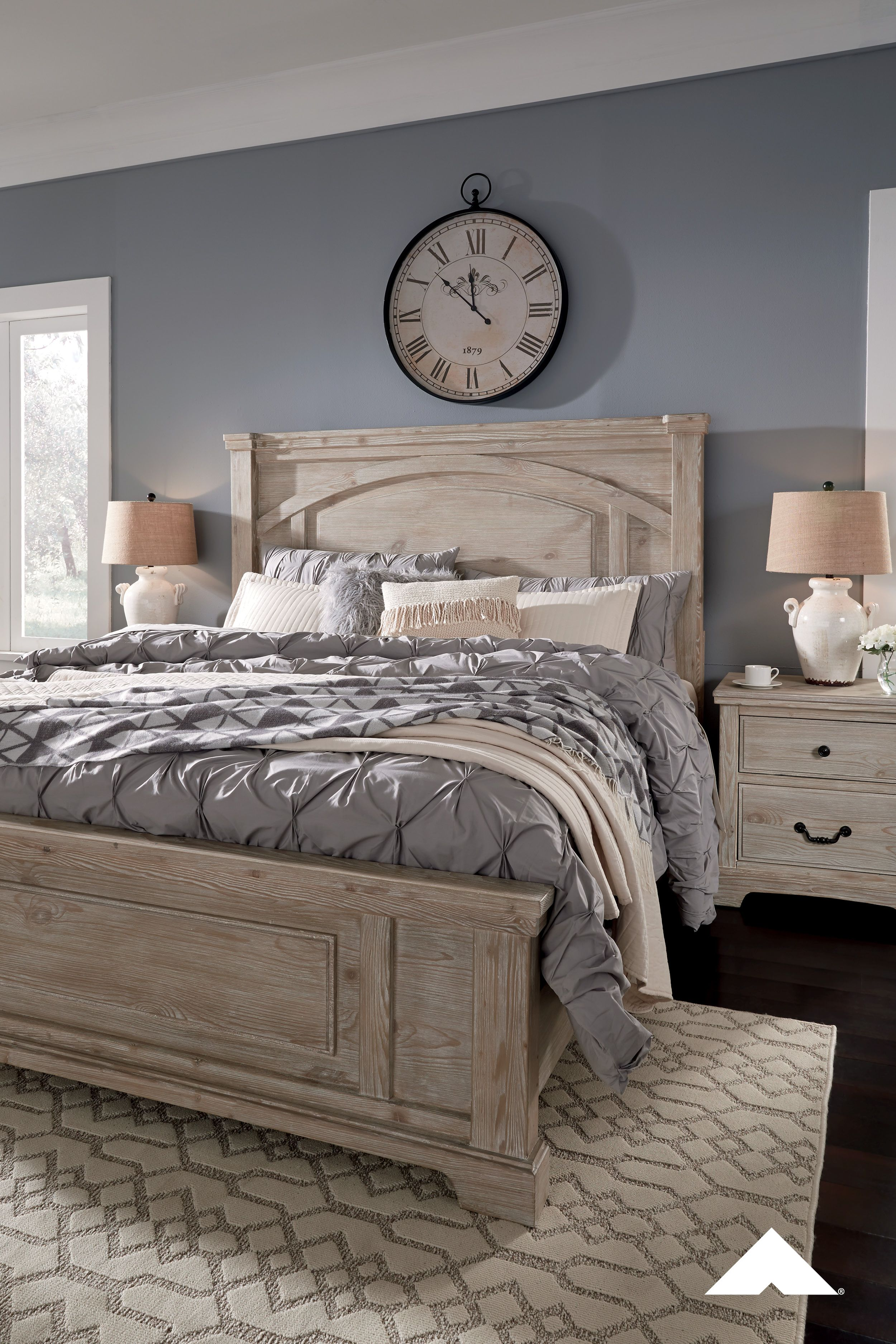 Charmyn Bedroom Set By Ashley Furniture Pastoral Charm