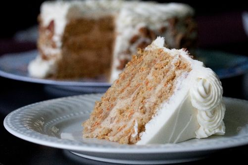 Carrot Cake by @BigFat Baker This might be good forEaster.