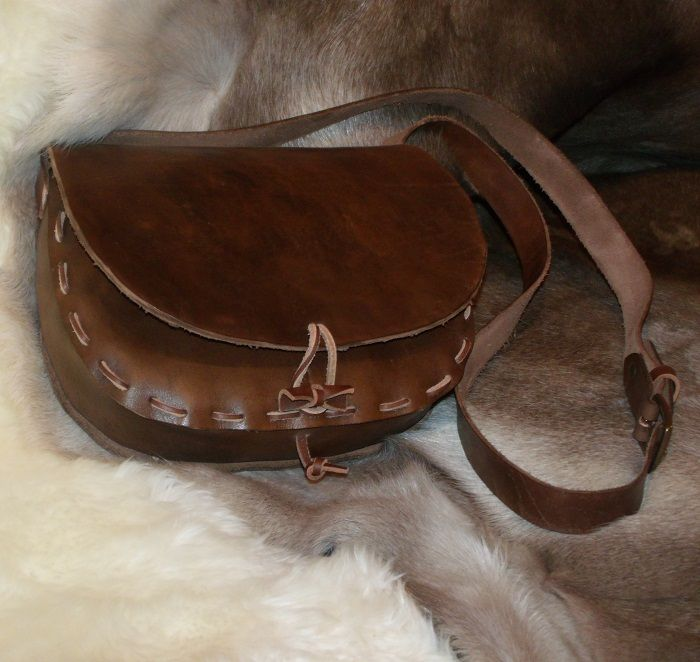 Handmade Leather Forester Shoulder Bag , Leather Bags & Pouches ...