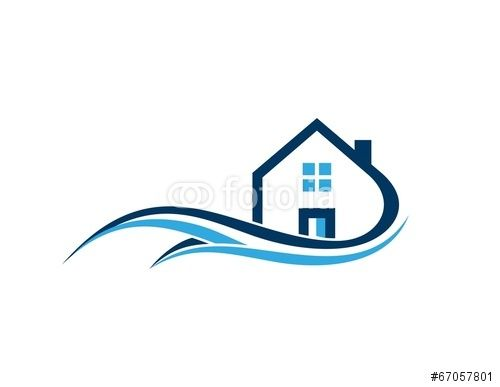 house, real estate, home , architecture, business logo design ...