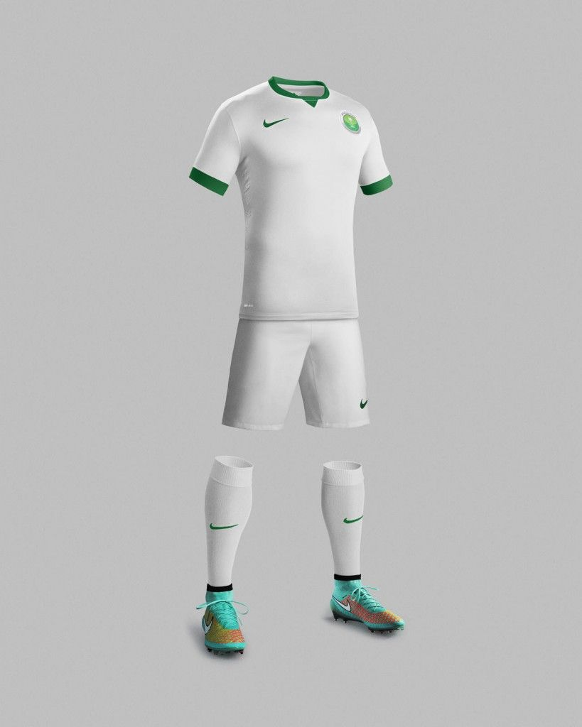 13317bf7a Arábia Saudita agora é Nike - Coleção de Camisas.com