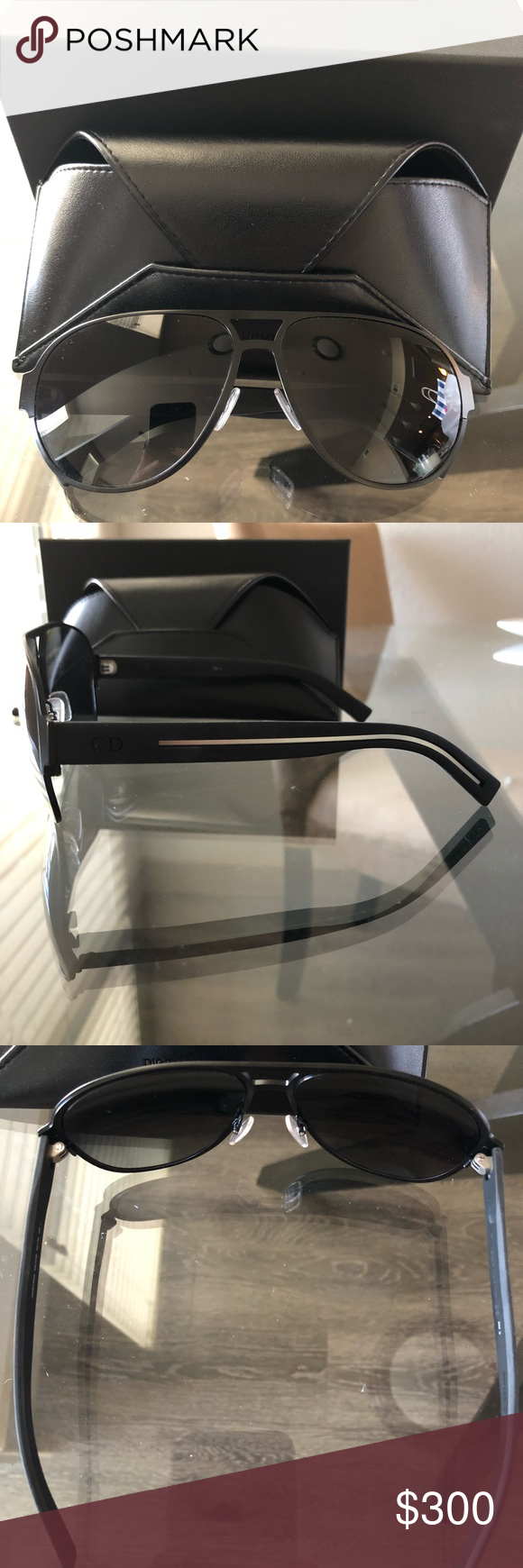 43f717fc7a73 Dior Homme Sunglasses Brand new with box