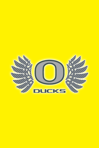 Oregon Ducks Iphone Wallpapers For Any Iphone Model Duck Wallpaper Oregon Ducks Oregon Ducks Football
