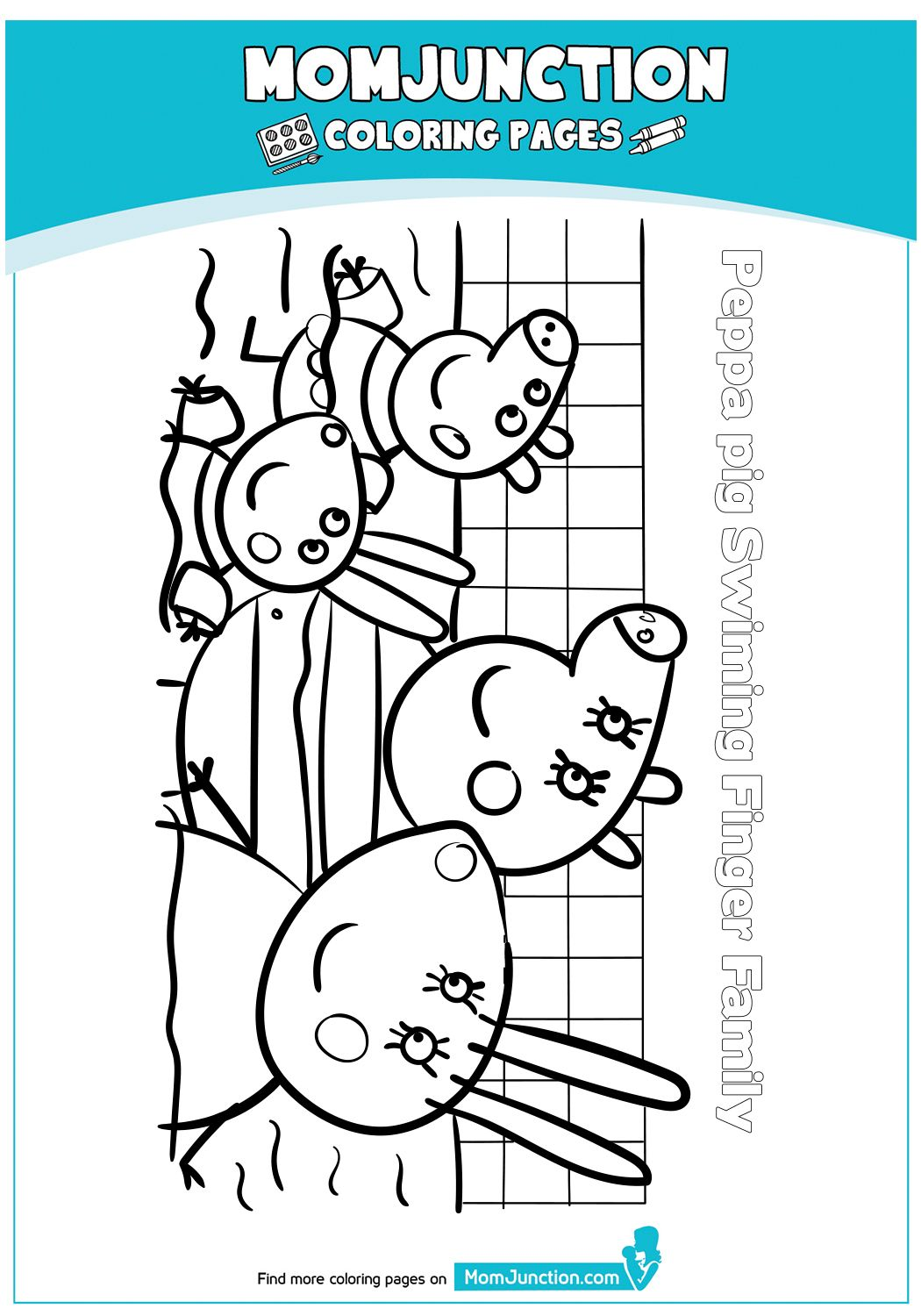 The Alexander Coloring Page In 2020 Peppa Pig Coloring Pages Peppa Pig Colouring Coloring Pages