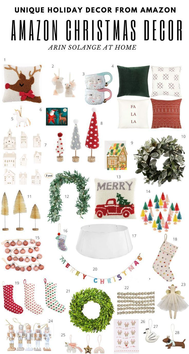 Best Amazon Christmas Decor Arinsolangeathome Amazon Christmas Decorations Amazon Christmas Christmas Decorations
