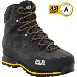Photo of Jack Wolfskin Waterproof Men Trekking Shoes Wilderness Extended Version Texapore Mid Men 41 gra
