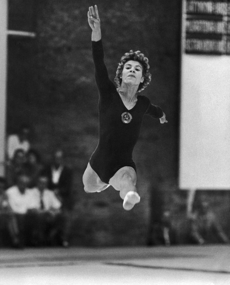 Larisa Latynina 18 Olympic medals Larisa Latynina 18 Olympic medals new picture