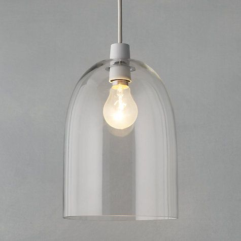 Buy john lewis easy to fit madison glass pendant shade from our ceiling lighting range at john lewis free delivery on orders over