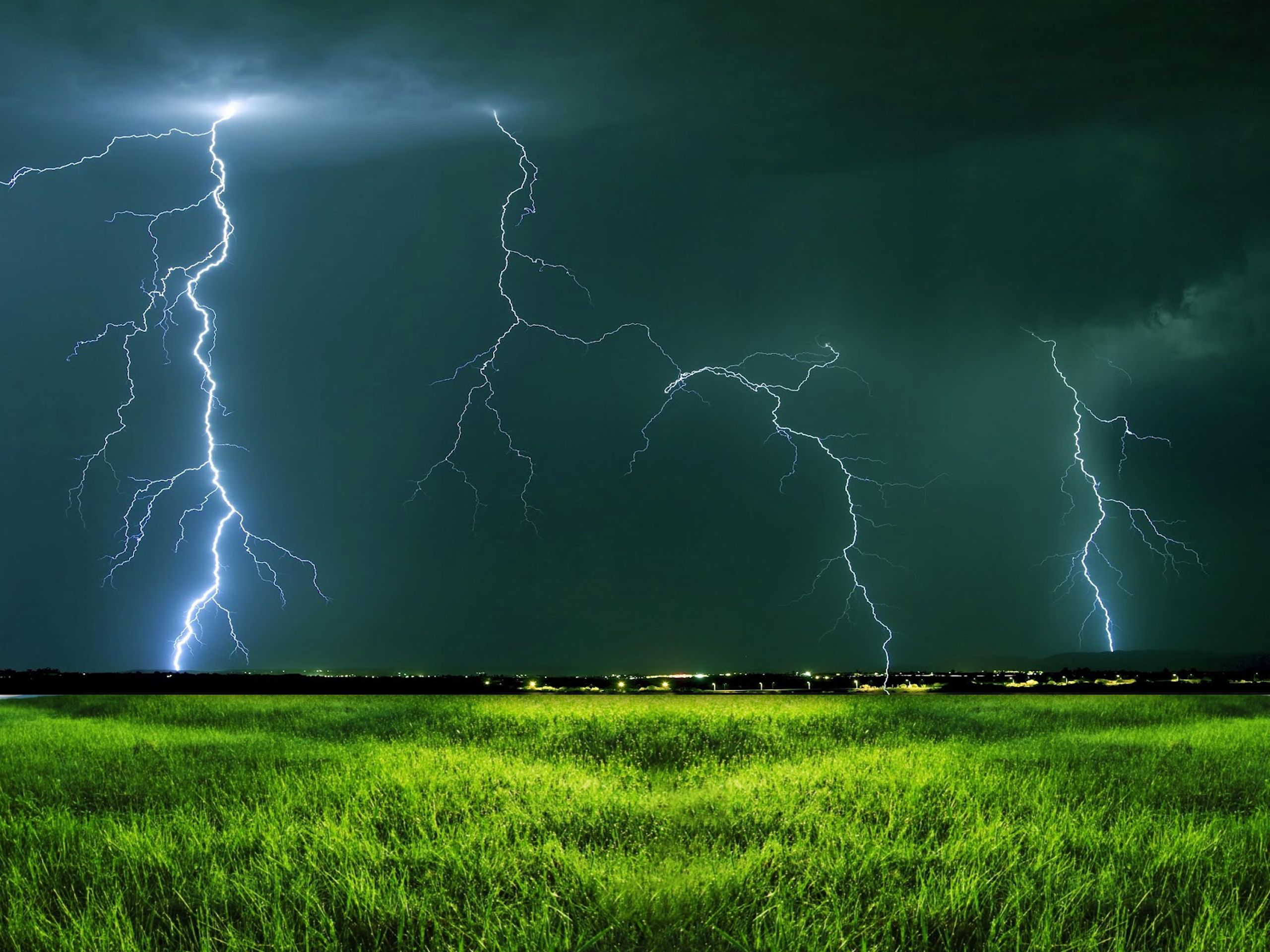 Hd Thunderstorm Wallpapers: Thunder And Lightning Storms