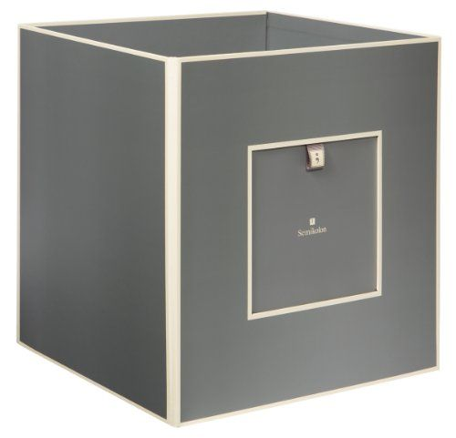Multi-Box Cubical - anthrazit +++ organizing your home or office +++ Quality made by Semikolon Semikolon £21.90http://www.amazon.co.uk/dp/B00C3W7QZK/ref=cm_sw_r_pi_dp_lx8jvb0AH4CK0