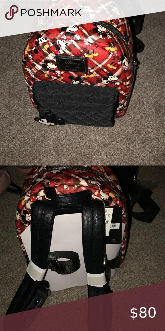 Mini Walt Disney World Backpack