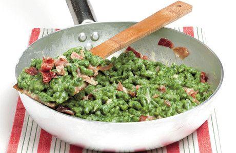 Ricette Gnocchetti Verdi Tirolesi.Untitled Ricetta Ricette Ricette Gnocchetti Idee Alimentari