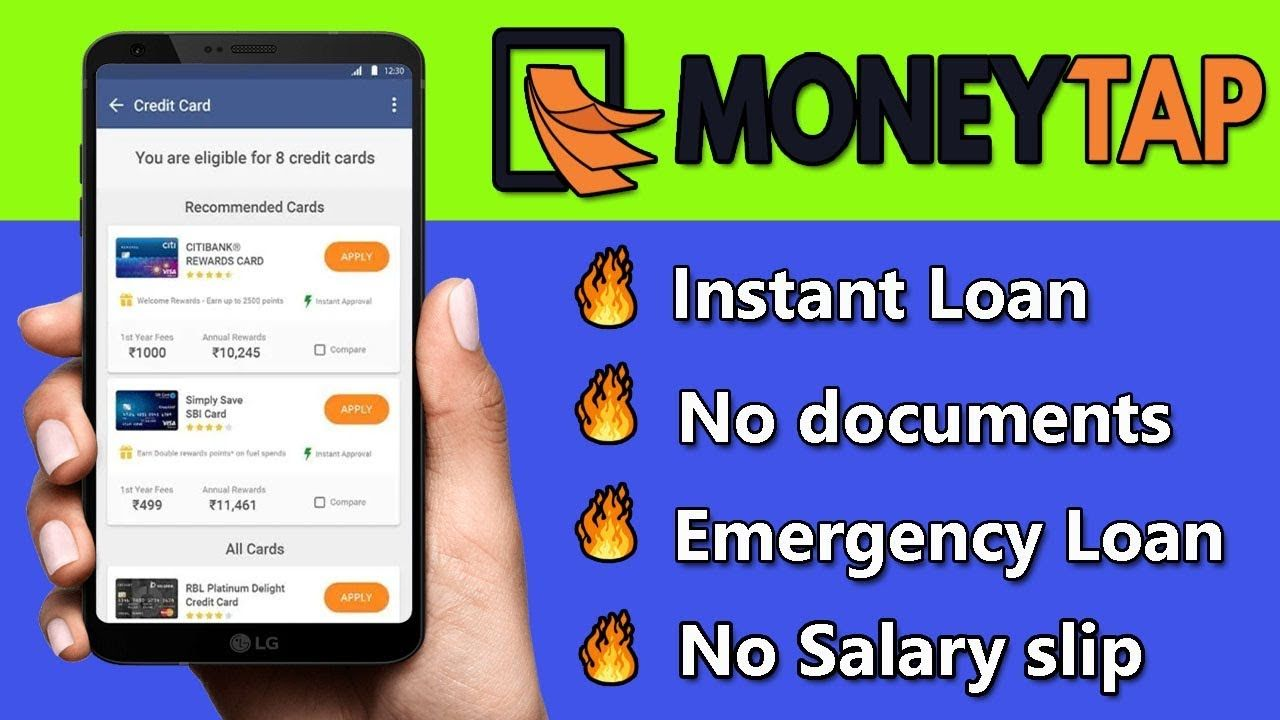Get Instant 50000 Rs Personal Loan Easy Loan Without Documents Aadha Personal Loans Easy Loans Aadhar Card