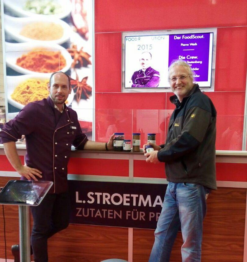 Unsere LANKAFAIR-Produkte - Vom Feld nun auch direkt in die deutsche  Edel-Gastronomie.