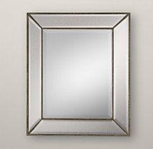 Venetian Beaded Mirror Collection Rh