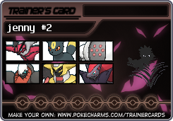 Trainer Card Maker Pokécharms Trainer Card Maker Cards Pokemon Fan