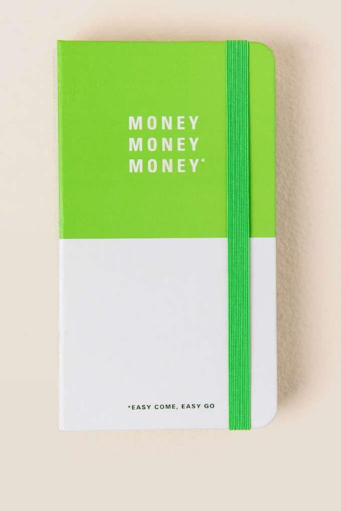 Money, Money, Money Receipt Catcher Wellness Care Package - money receipt design