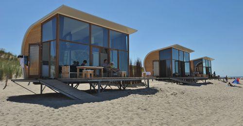 Strandcamping Groede Mieten Strandhaus holland, Strand