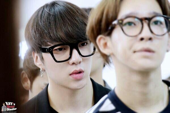 Taehyun and Seungyoon