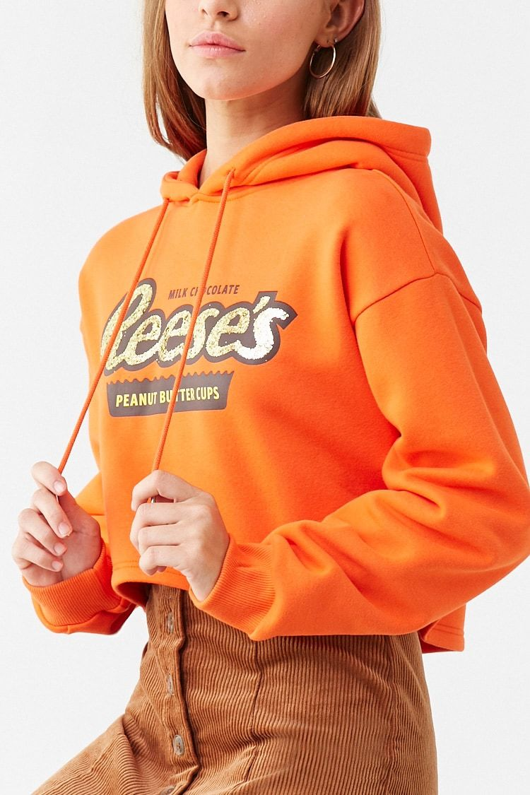 Reeses Graphic Pullover Hoodie Forever 21 Forever 21 Outfits Hoodies Hoodie Forever 21 [ 1125 x 750 Pixel ]