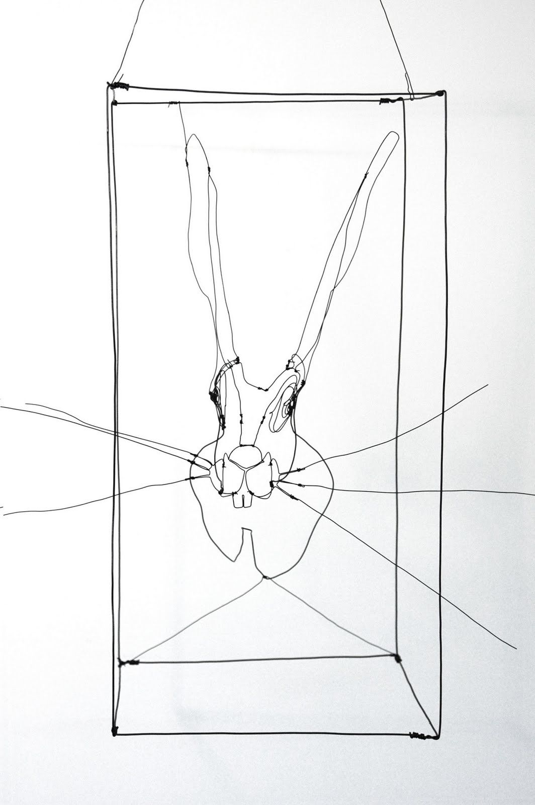 Franck Dorat - ARTAZART | ART: Sculpture | Pinterest | Draht, Metall ...