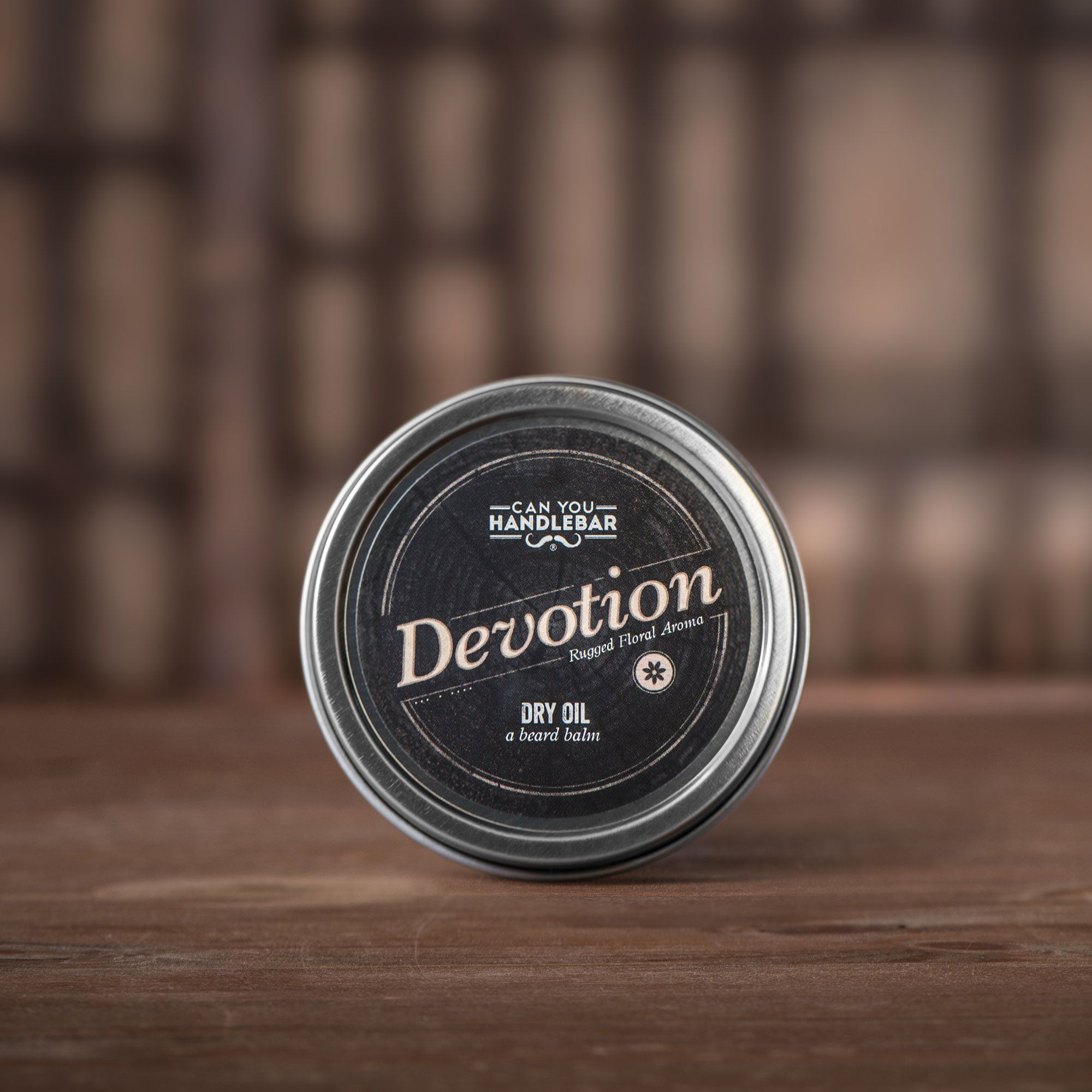 Devotion Rugged Patchouli Beard Balm (With images