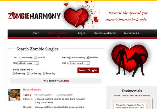 Beste erwachsene dating site taglines