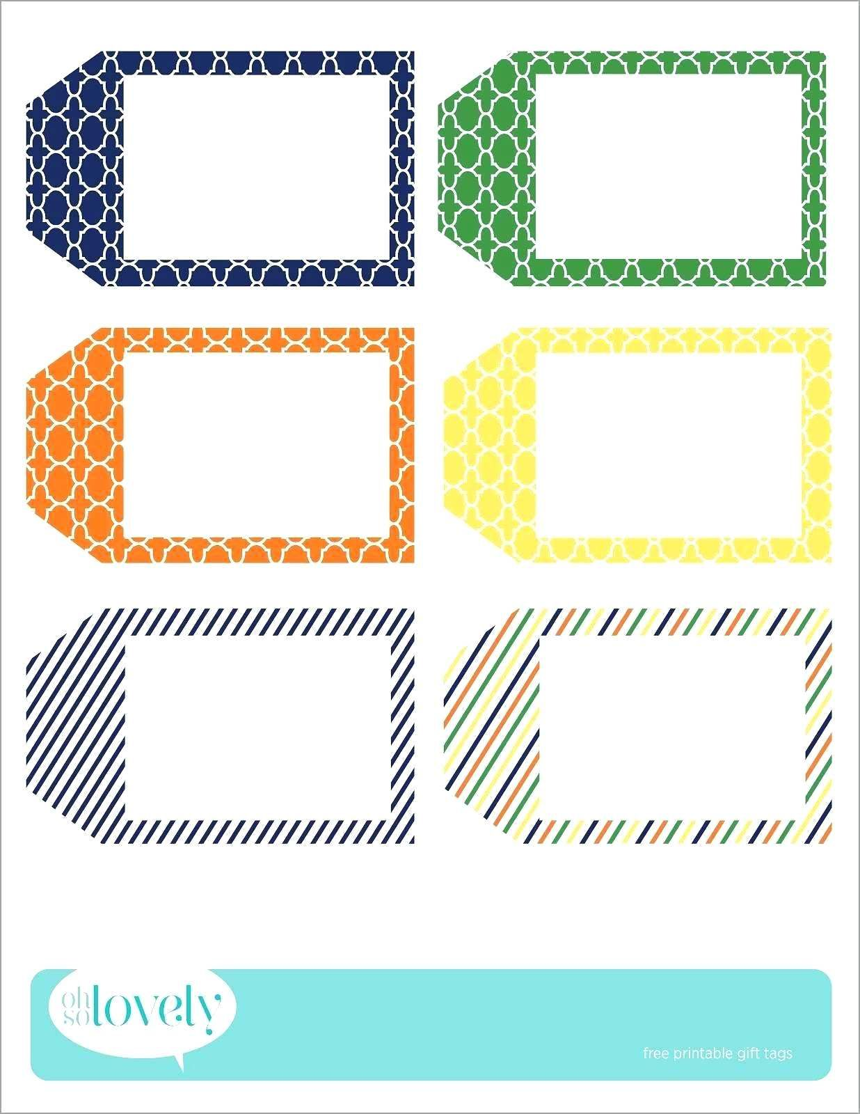 The Amazing Printable Blank Gift Tags Template Verypage Co For Free Gift Tag Templa Gift Tag Template Free Gift Tag Template Gift Tag Template Free Printable
