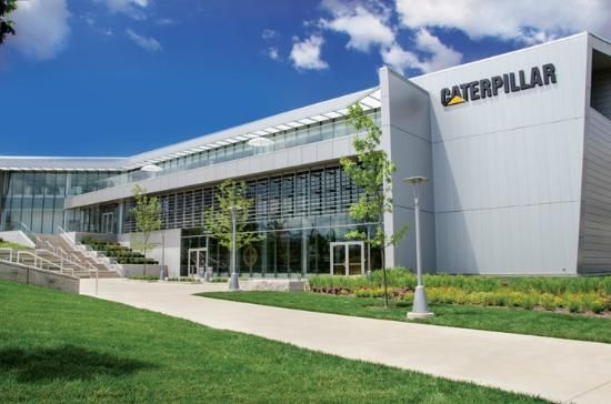The Caterpillar Visitor S Center Come Learn About This Prestigious Company With Self Guided Tours Interact Auditorium Seating Visitor Center Peoria