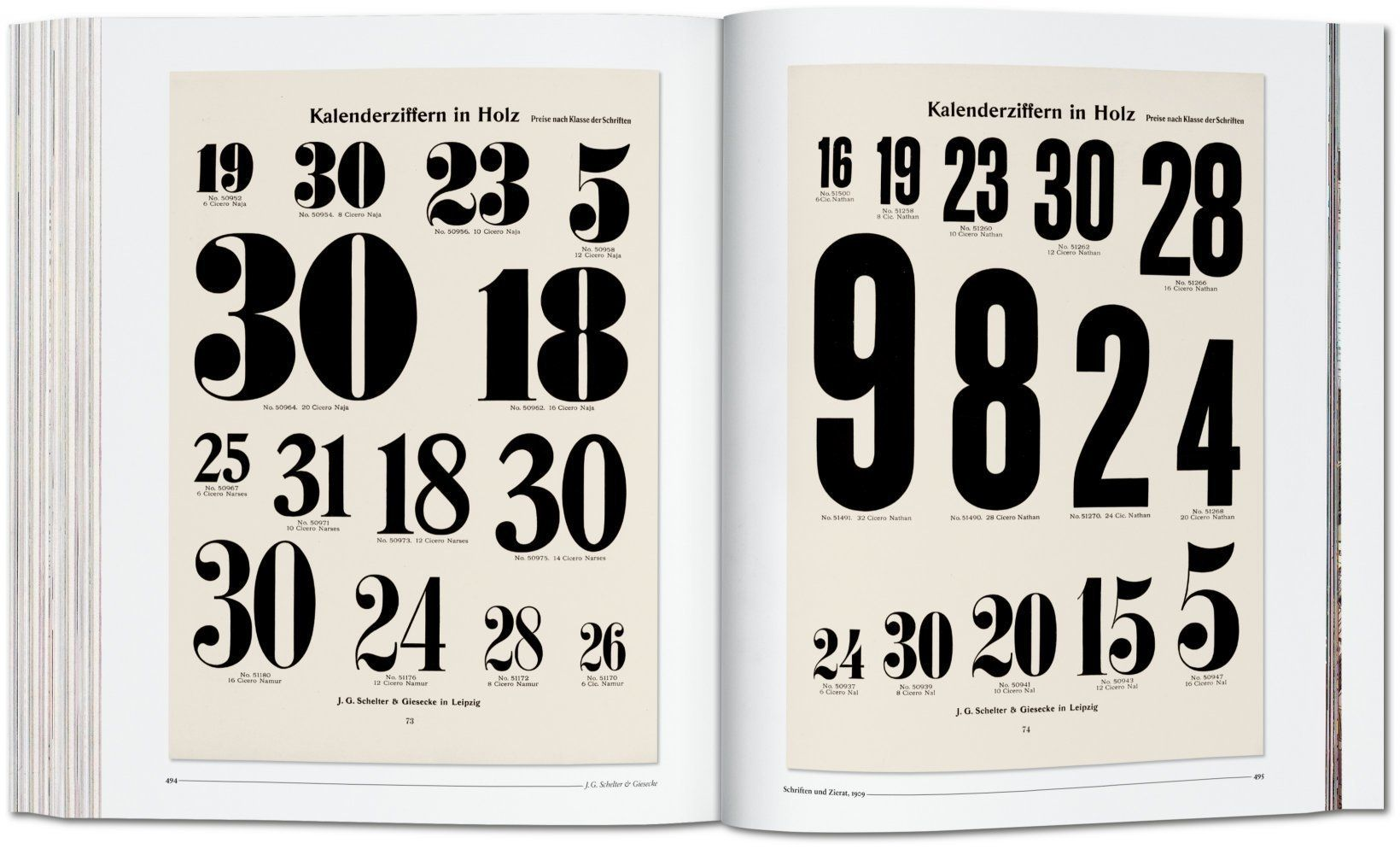 Type: A Visual History of Typefaces & Graphic Styles: Cees W