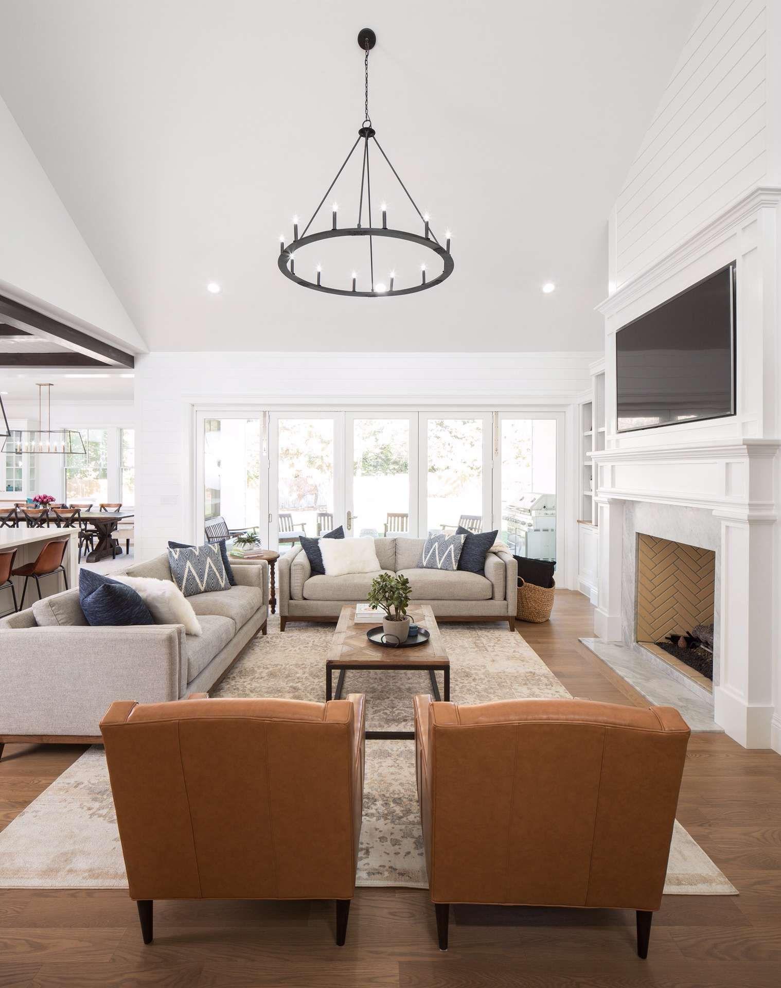 the best rustic farmhouse living room decor ideas also charming blue apartment design with stunning details unique rh pinterest