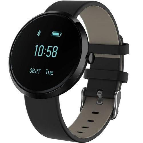 1f2bb8422df Foto 1 - Relógio Pulseira Inteligente H09 Bluetooth Medidor Frequência  Cardíaca e Batimentos Cardíacos