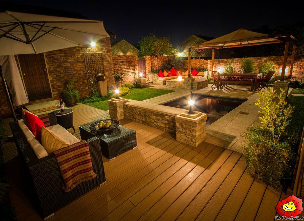 Garden design landscaping gauteng award winning for Award winning patio designs