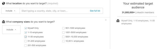 How To Get Your Linkedin Ads To Reach More Small Businesses