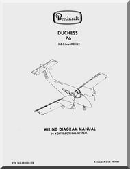 Beechcraft duchess 76 me 1 thu me 182 aircraft wiring diagrams beechcraft duchess 76 me 1 thu me 182 aircraft wiring diagrams manual cheapraybanclubmaster Gallery