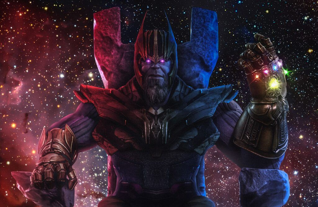 Awesome Thanos Wallpapers Marvel Superhero Posters Creative Graphics Avengers Thanos wallpaper 4k for laptop