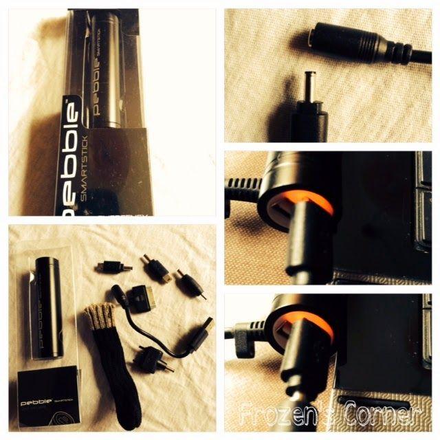 Veho Pebble Smartstick Smartphone Ladegerät - http://www.frozen-testet.com/2014/03/pebble-smartstick-ladegerat-immer-dabei.html