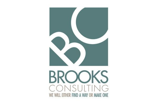 Brooks consulting logo by megan hendrix via behance for Consulting logo