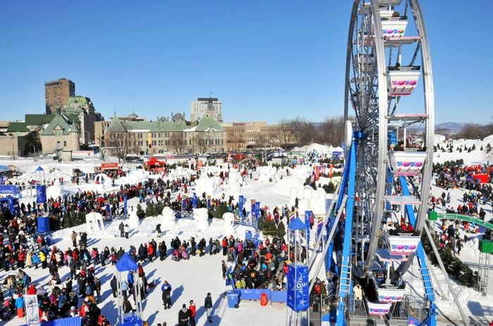Quebec Winter Carnival Is One Of The Worlds Largest Winter - Quebec winter carnival