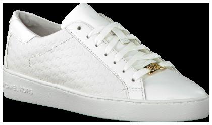 6fc6502d184 Witte MICHAEL KORS Sneakers COLBY SNEAKER | Michael Kors shoes ...
