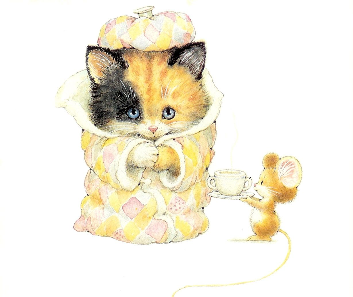 20 Gato Ideas Cat Art Cute Art Cute Illustration