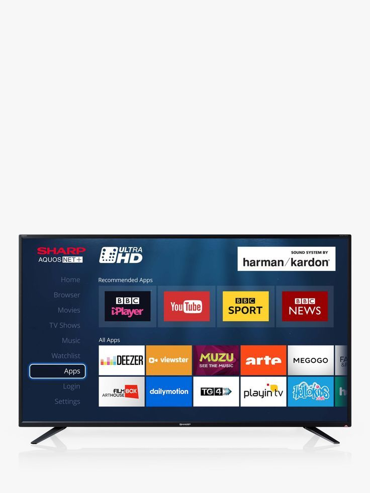Smart tv sharp smart sharp smart tv scharf smart tv