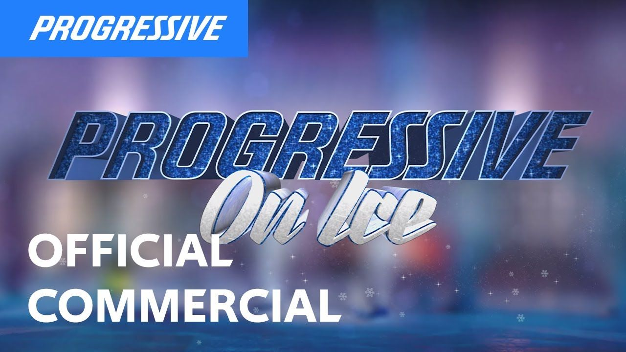 Progressive On Ice Progressive Insurance Commercial Youtube In 2020 Progressive Insurance Life Blogs Commercial